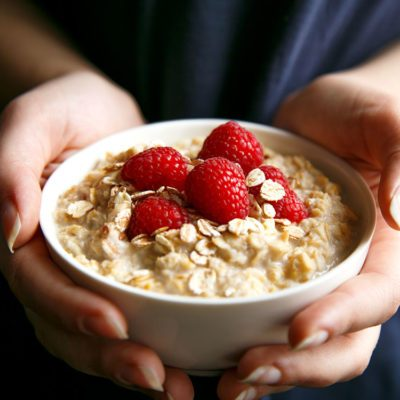 Health benefits of oatmeal - keeps you regular