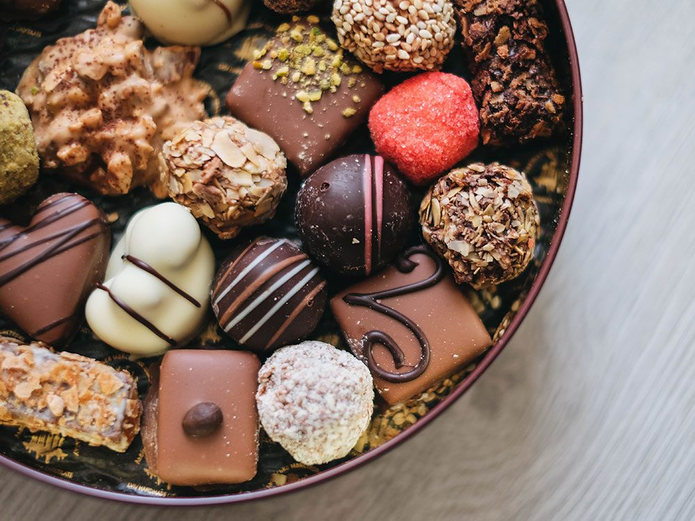 Health risks for pets - chocolate