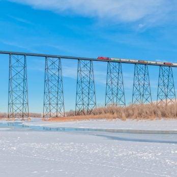 Dazzling Design: 10 of the Most Beautiful Bridges in Canada