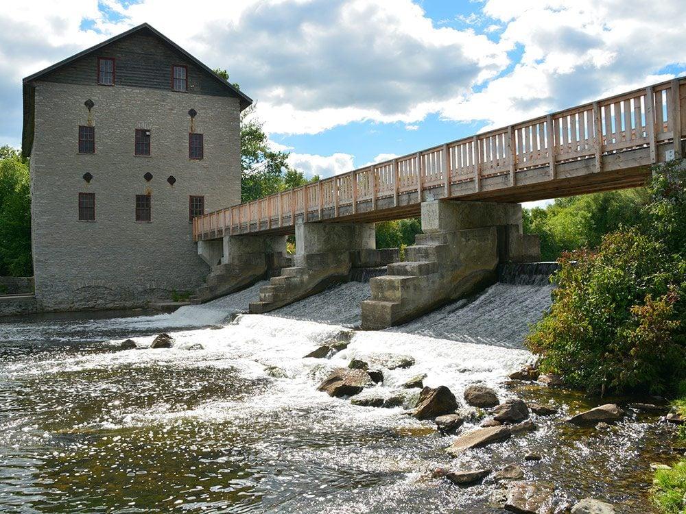 Grist Mill Bridge