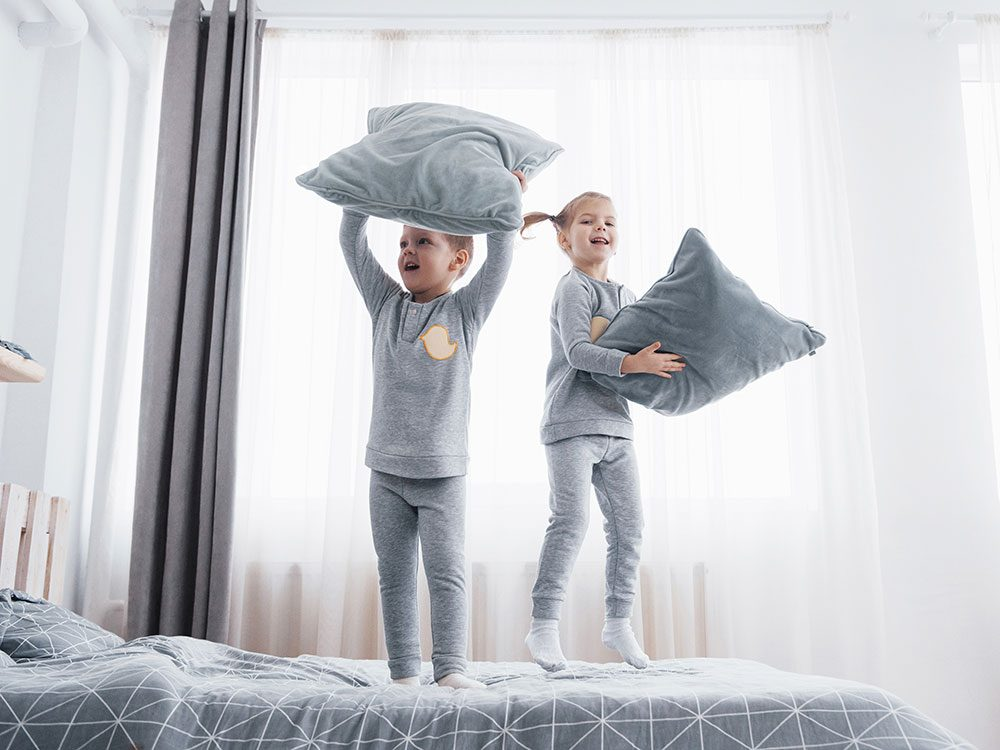 Mattress buying guide - kids bed