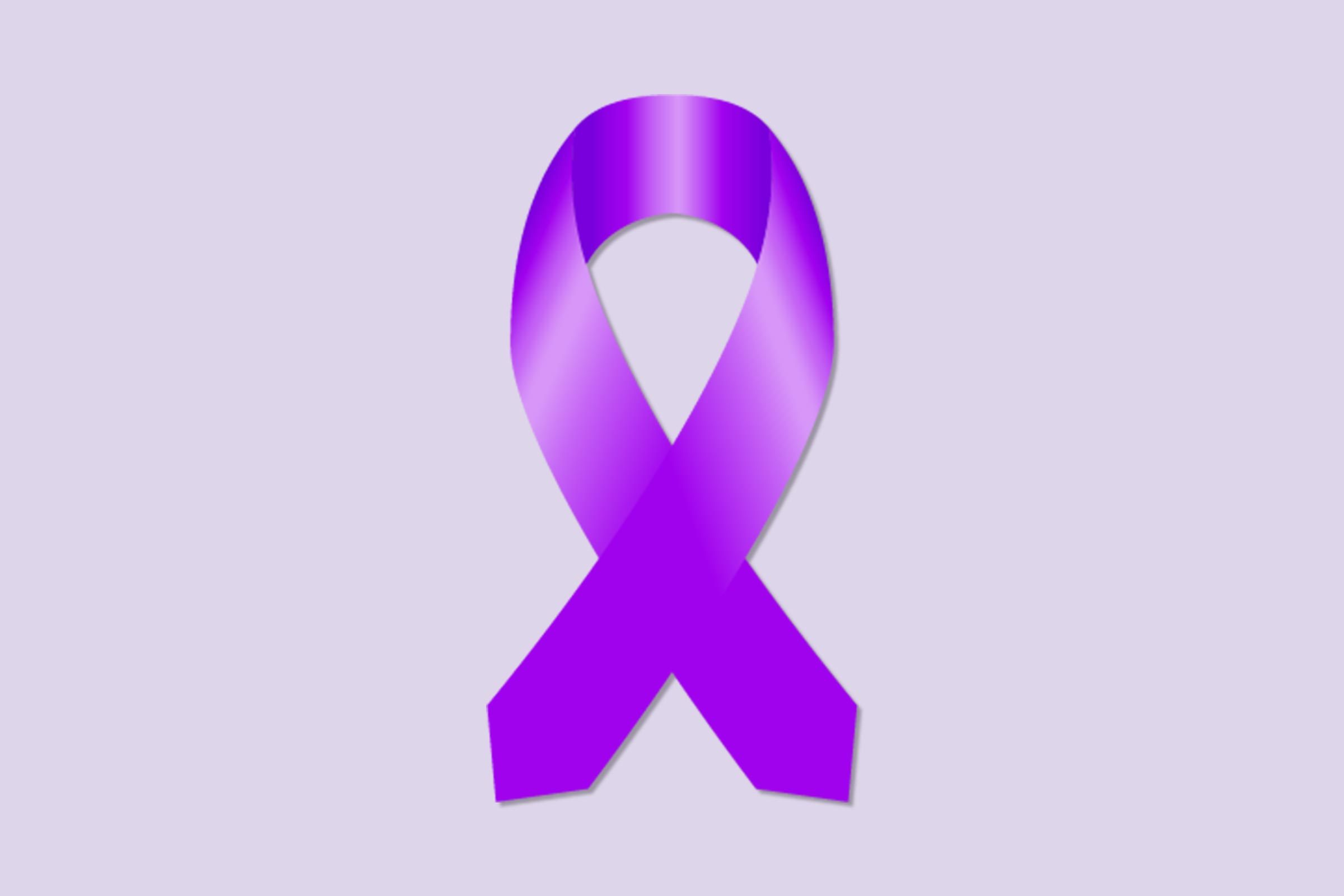 cancer ribbon pancreatic