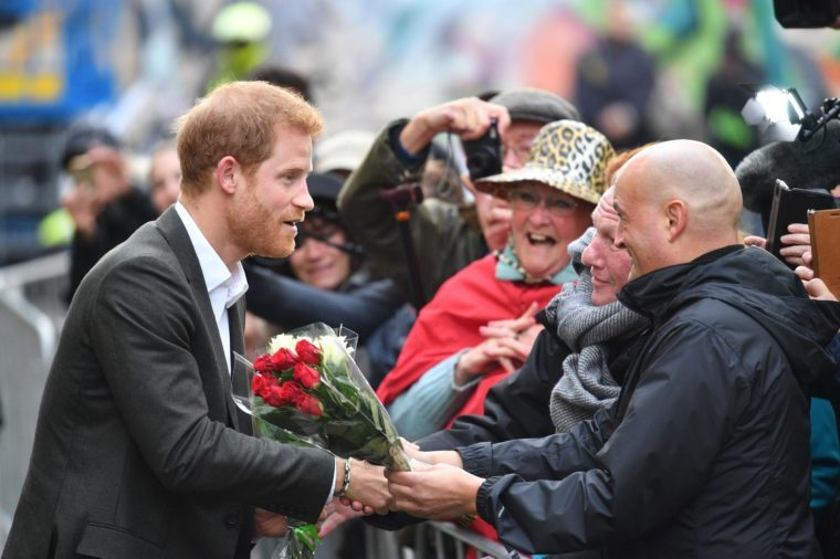 Prince Harry visit to Denmark - 25 Oct 2017