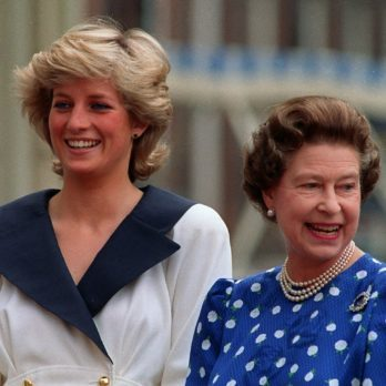 The Little-Known Letter Queen Elizabeth II Wrote After Princess Diana's Death