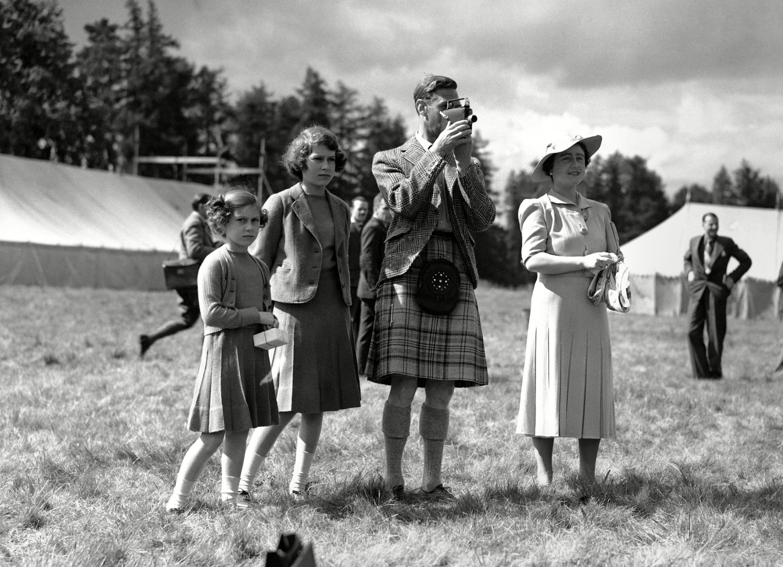 Scotland King George VI, Xsc