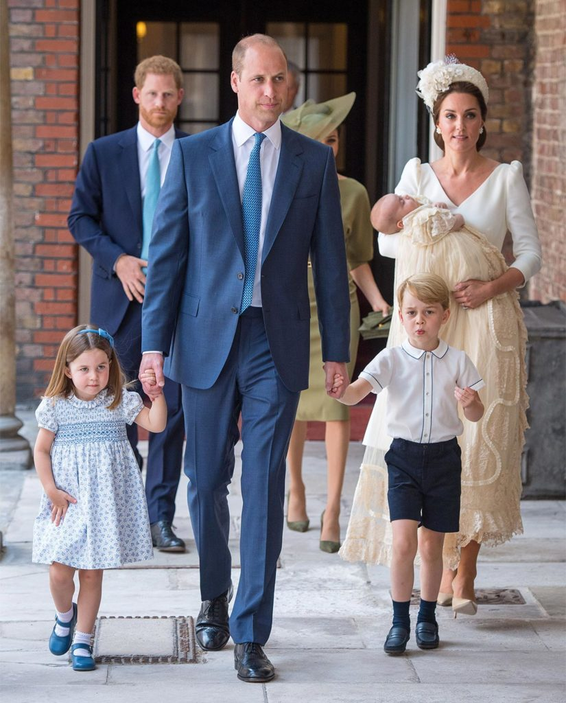 The Christening of Prince Louis, London, UK - 09 Jul 2018