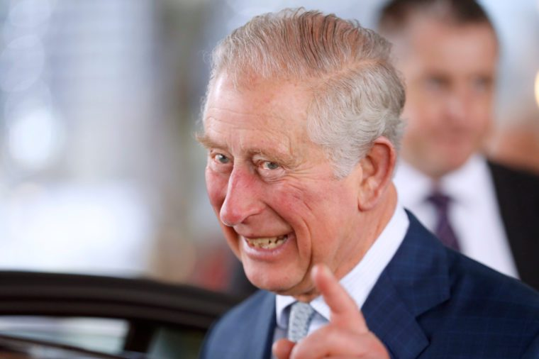 The Prince Of Wales visit to The BFI Southbank, London, UK - 06 Dec 2018