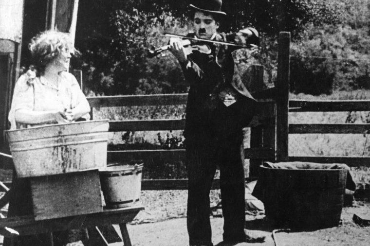 The Vagabond - 1916