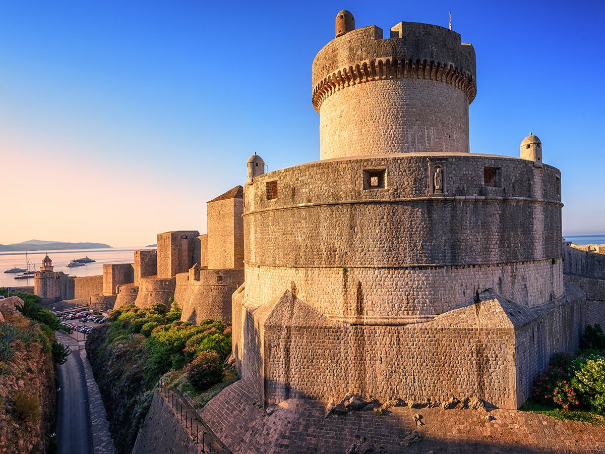Things to do in Dubrovnik - Minceta Tower