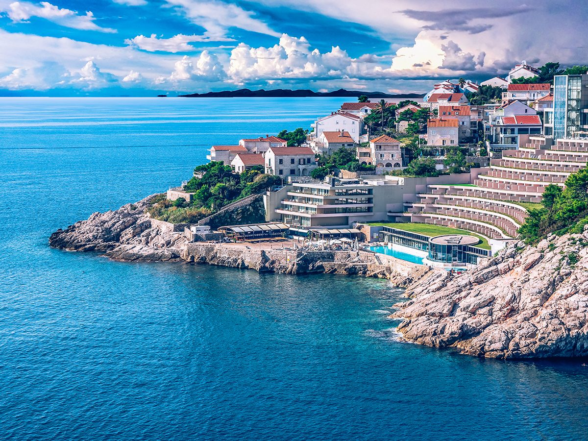 Things to do in Dubrovnik - Rixos hotel
