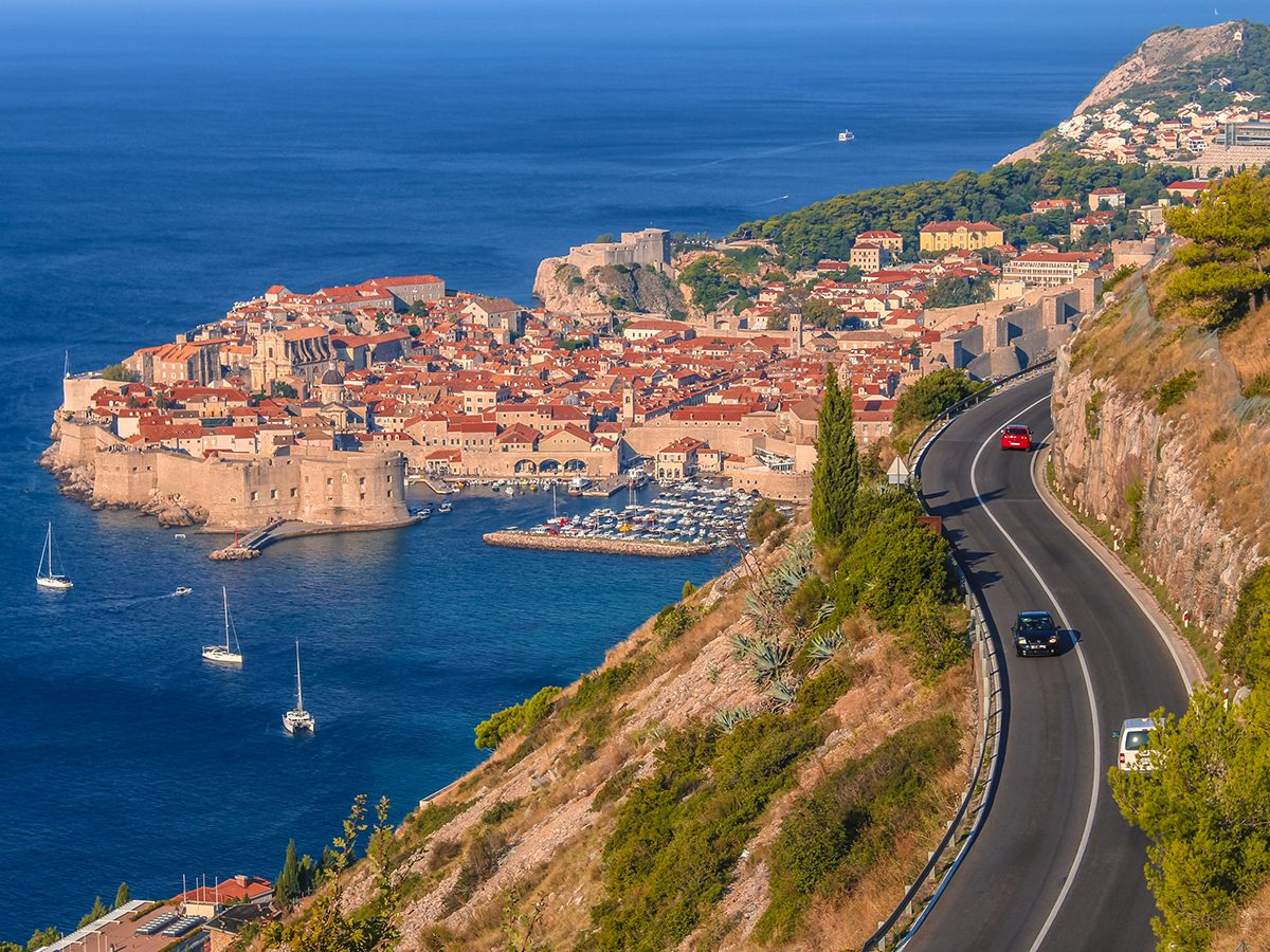 Things to do in Dubrovnik - drive the coastal road