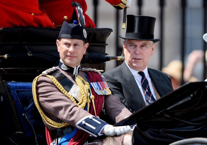 Trooping the Colour ceremony, London, UK - 17 Jun 2017