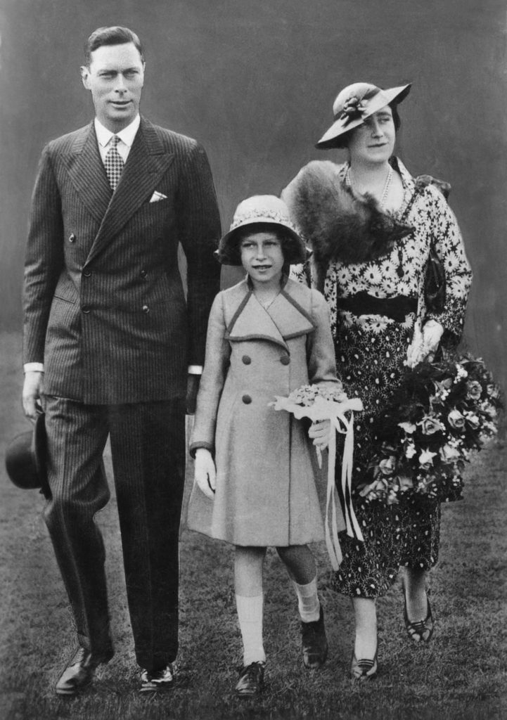 VARIOUS King George VI, Queen Elizabeth, of United Kingdom, Princess Elizabeth, Portrait, circa late 1930's
