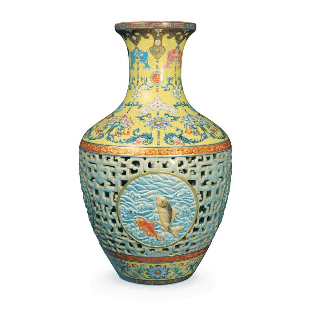 18th-century Chinese vase worth $85 million