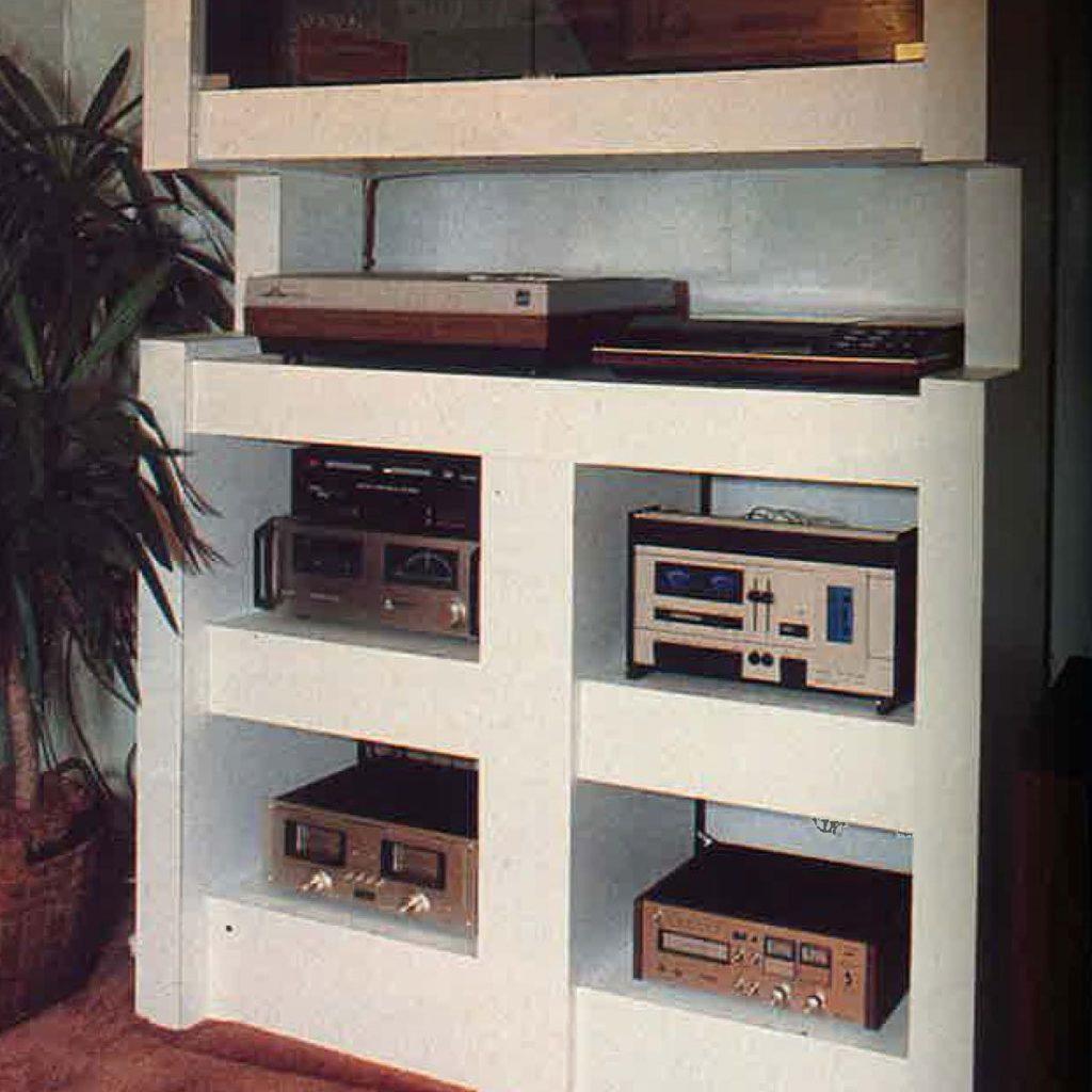 Hi-Fi sound system