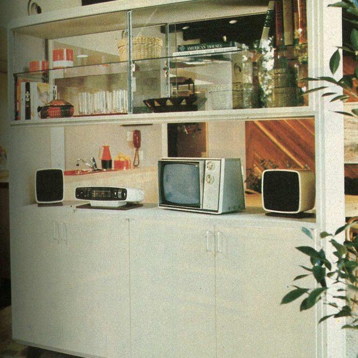 Boxy TVs