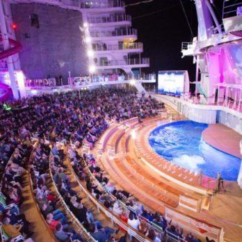 This Is What the Inside of the World's Biggest Cruise Ship Looks Like