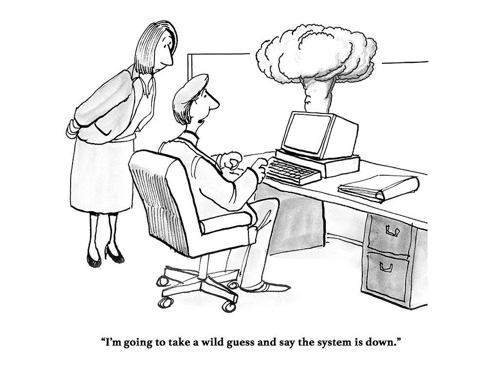 100+ Funny Work Cartoons to Get Through the Week | Reader's Digest