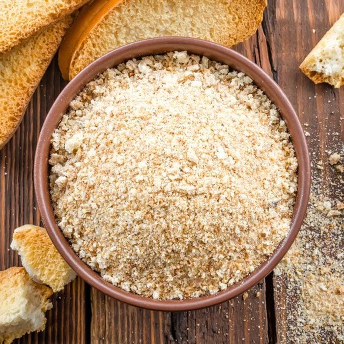 Gourmet bread crumbs