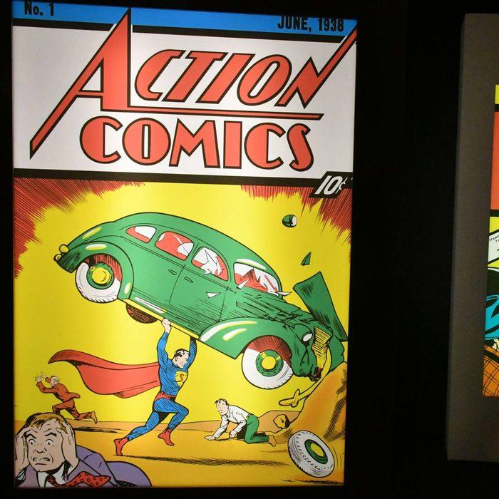 Action Comics No. 1