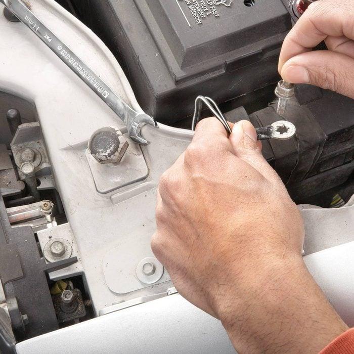 Dim headlight repair