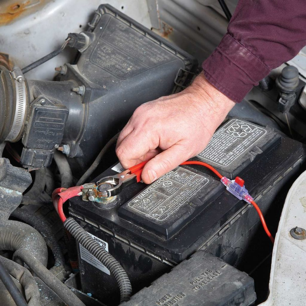 Car repair tasks