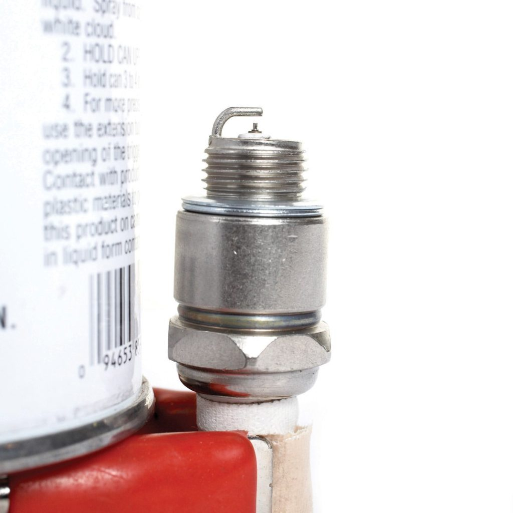 Iridium spark plugs