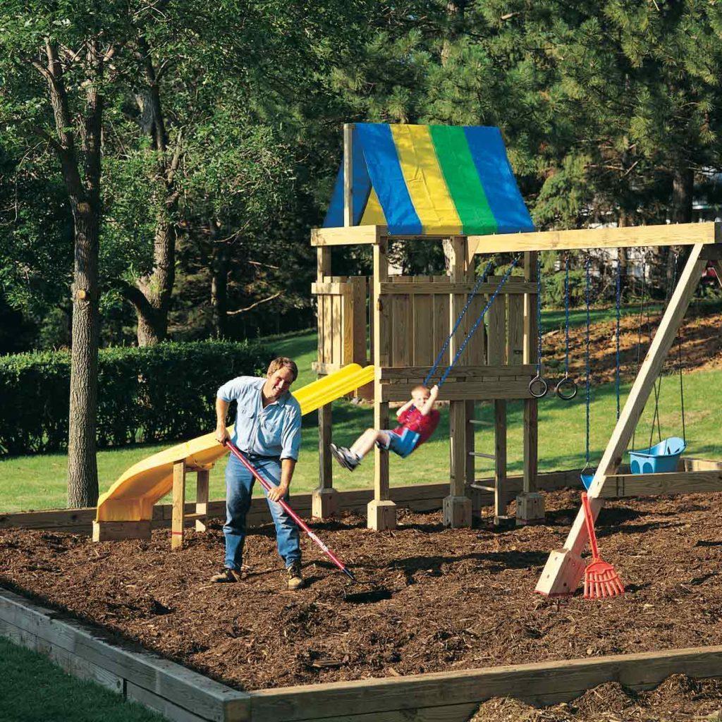 '90s playground