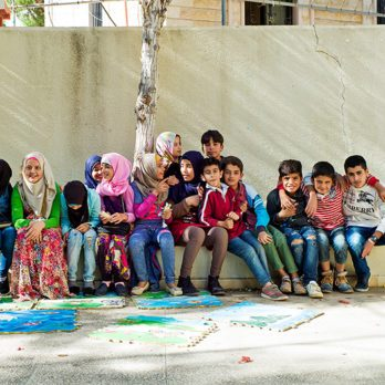 "Saving Syria's ""Lost Generation"""