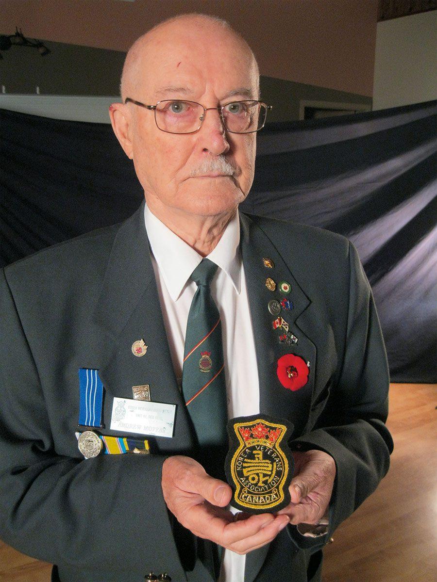 Canada's war veterans - Andrew C. Moffat
