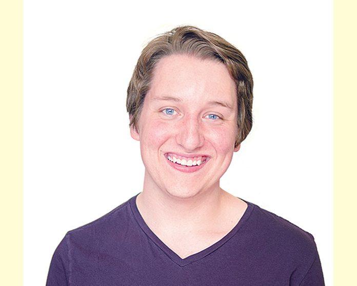 Canadian comedian James O'Hara