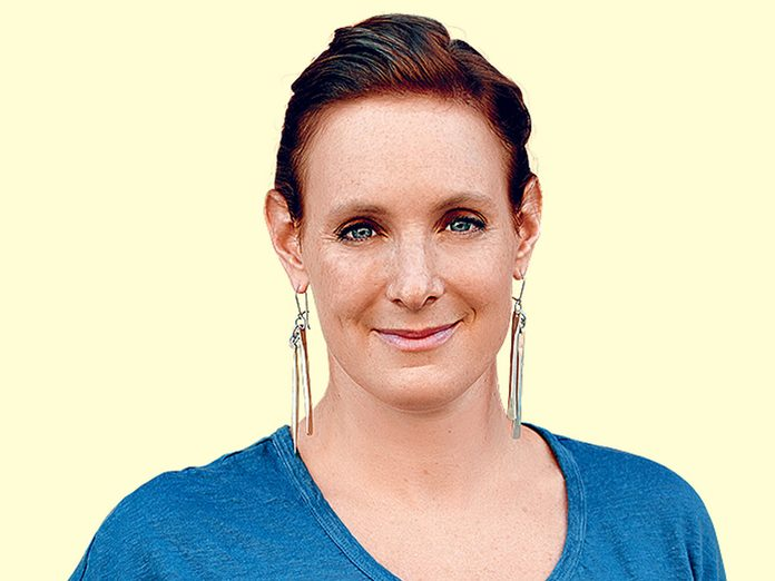 Canadian comedian Jess Salomon