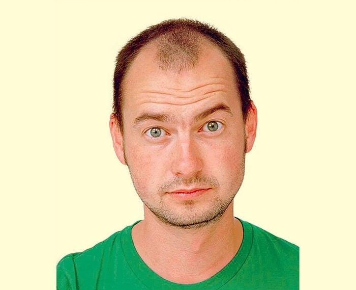 Canadian comedian Jordan Foisy