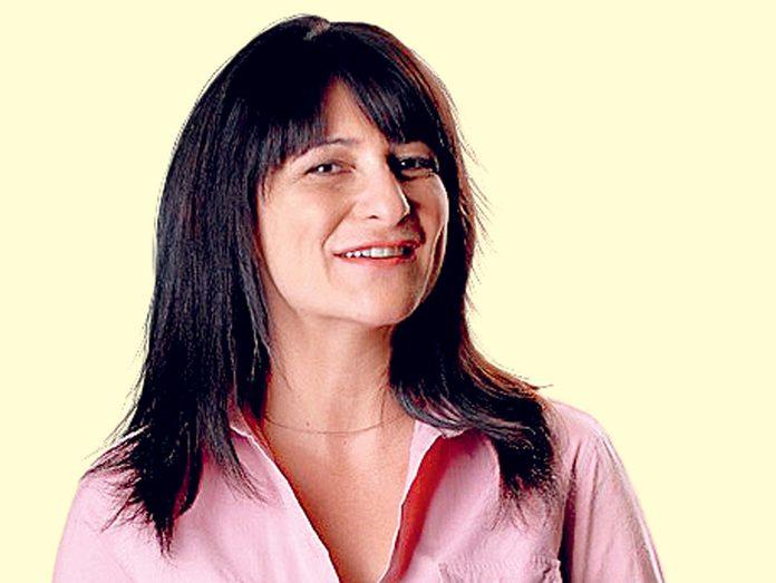 Canadian comedian Kate Davis