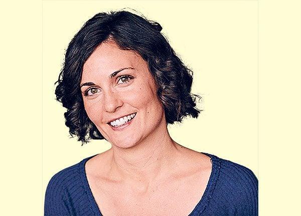 Canadian comedian Sophie Kohn