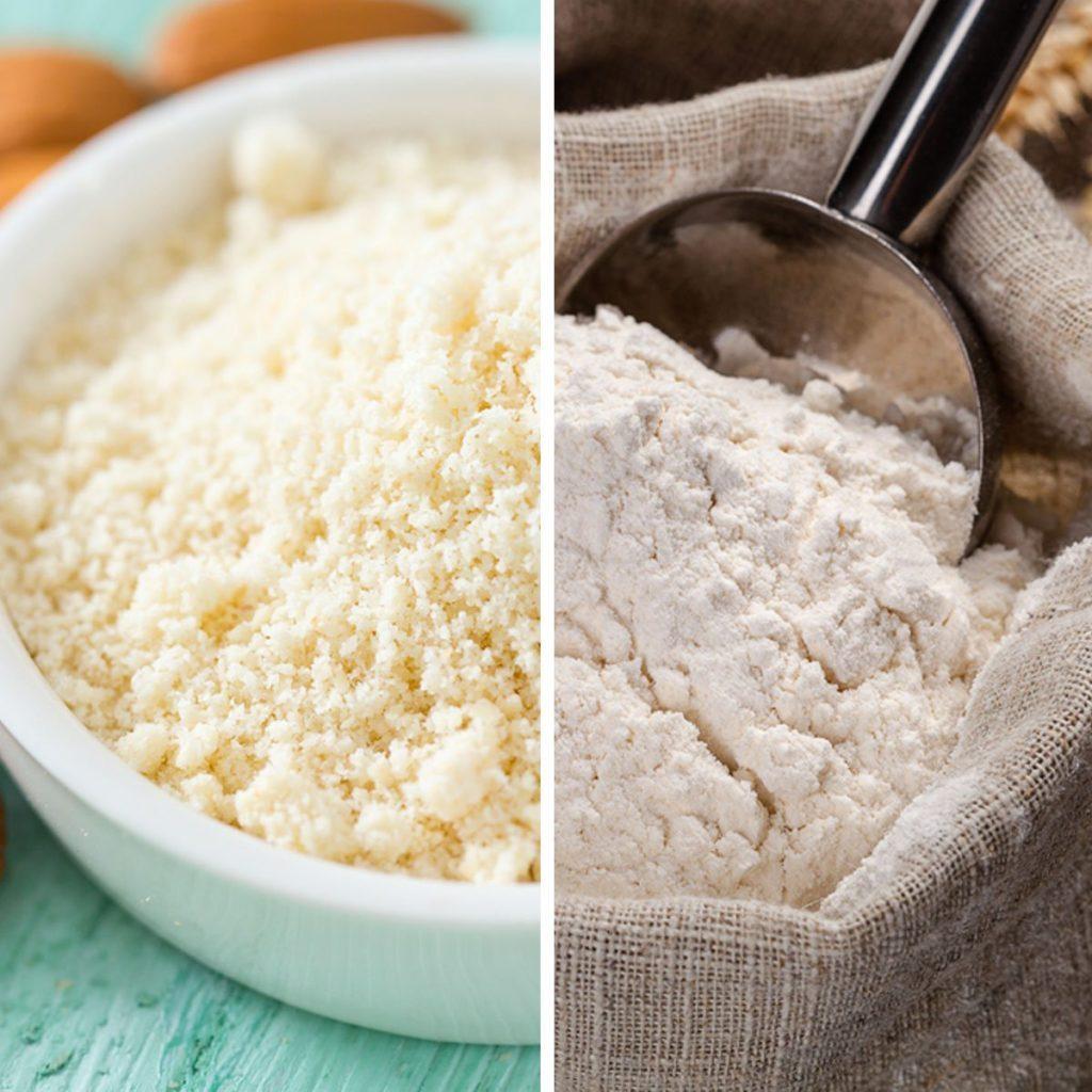 Almond Flour for White Flour