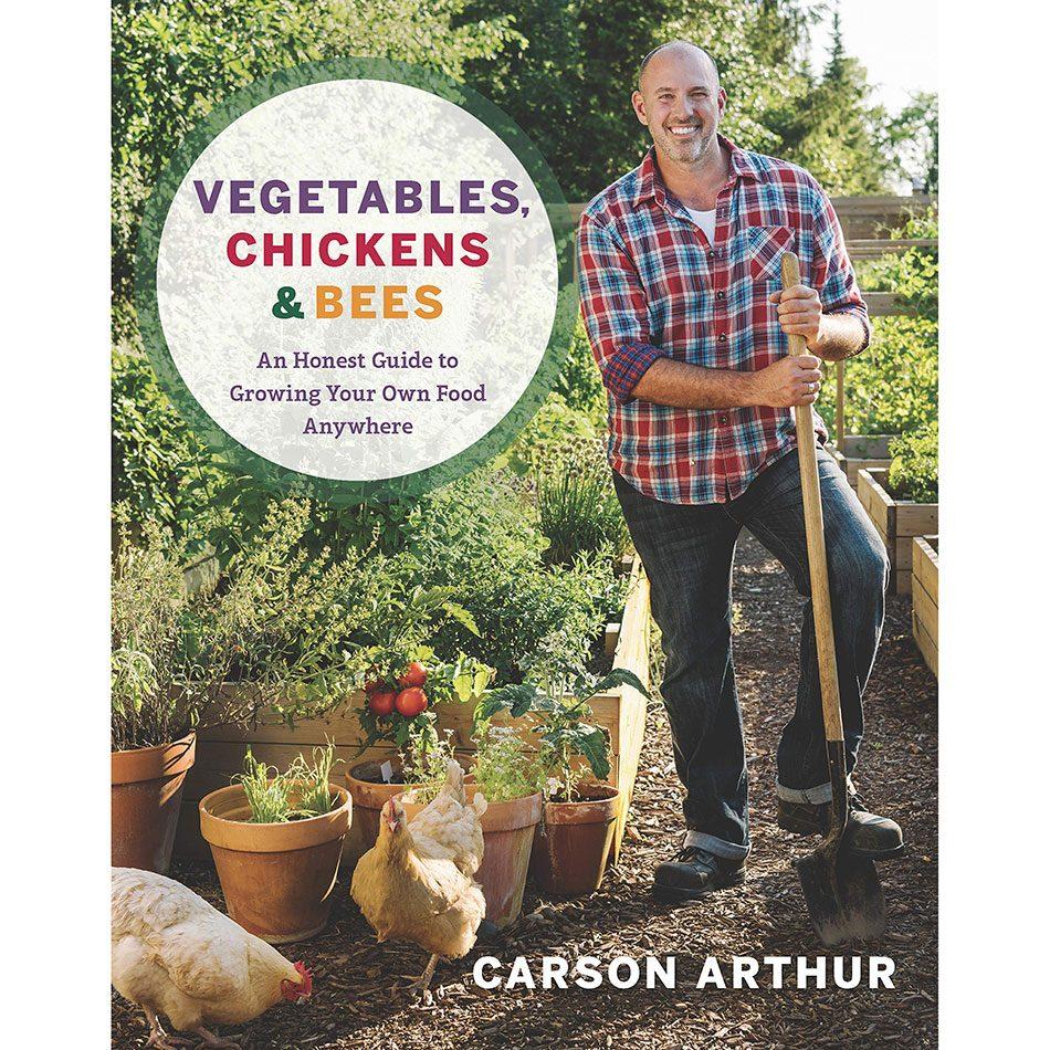 Carson Arthur new book