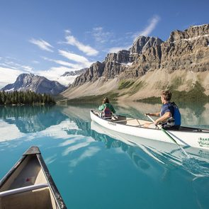 Day Trips From Calgary - Bow Lake