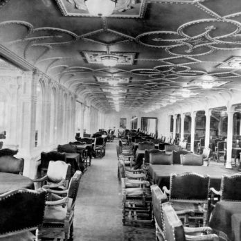 This is What Life Was Like Aboard the Titanic