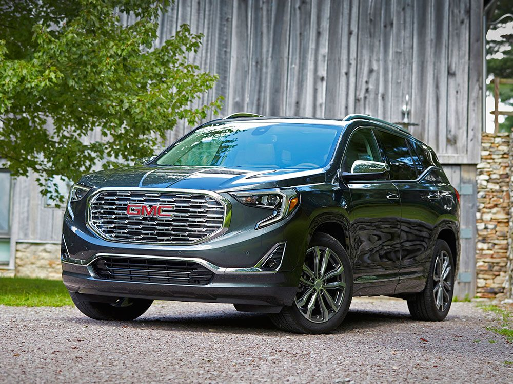 New Gmc Terrain >> 5 Reasons You Should Take The New Gmc Terrain Denali For A