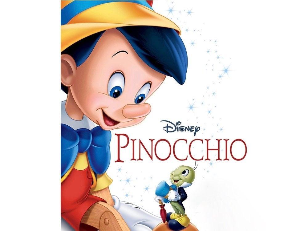 Pinocchio - highest-grossing movie