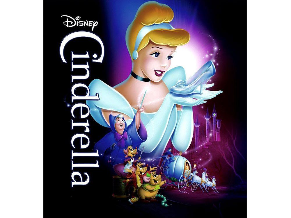 Cinderella - highest-grossing movie