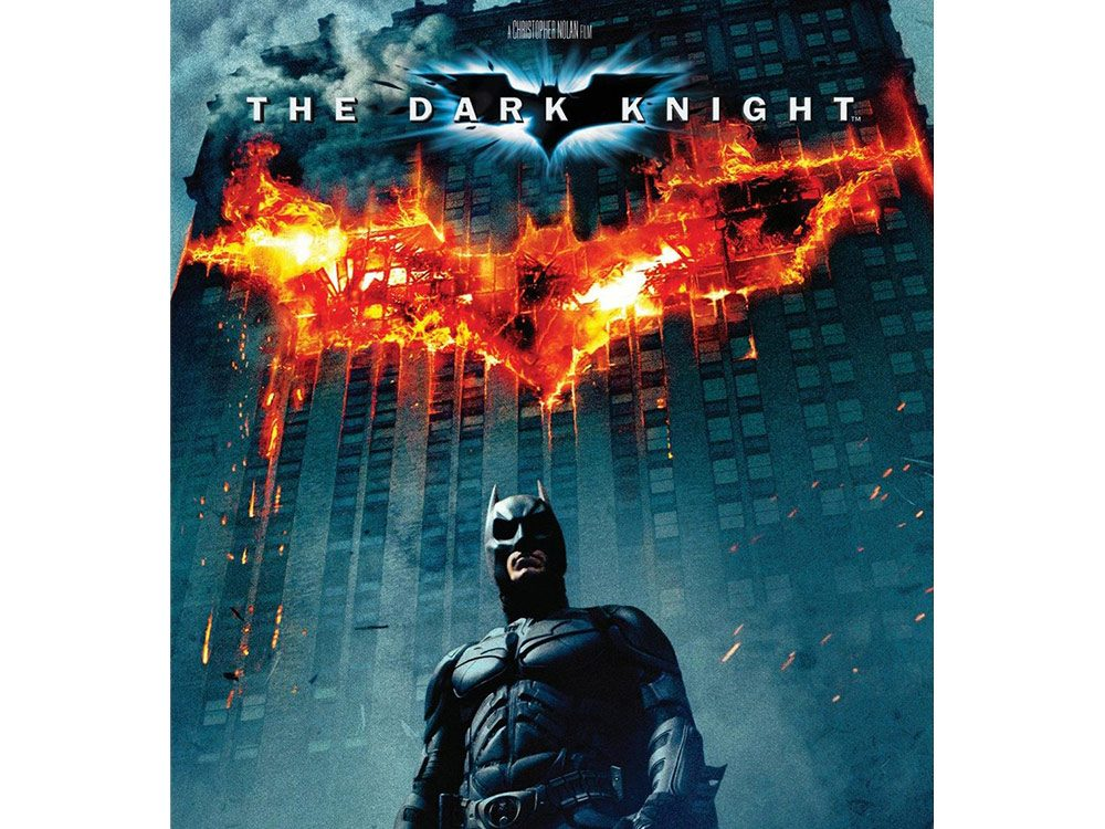 Highest-grossing movie - The Dark Knight