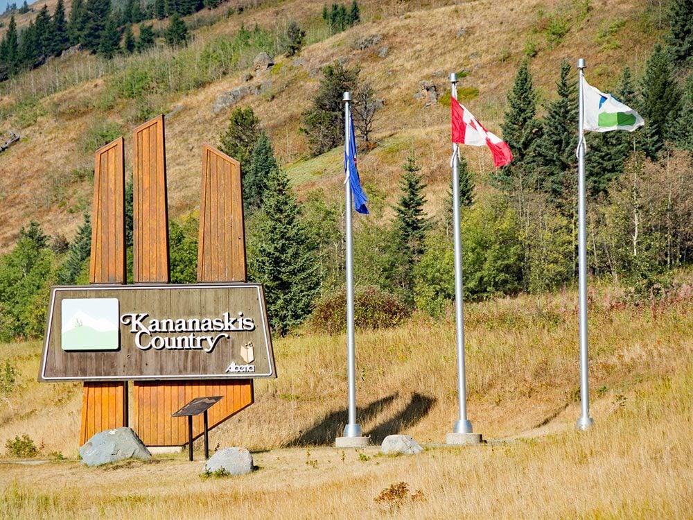 Highwood Pass - Welcome to Kananaskis Country