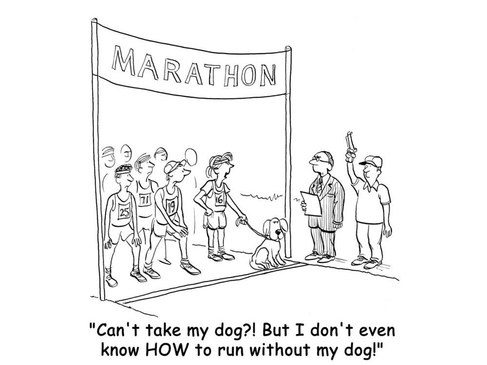 20 Dog Cartoons To Make Every Owner Chuckle Reader S Digest
