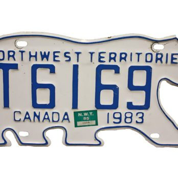 How to prevent licence plate theft