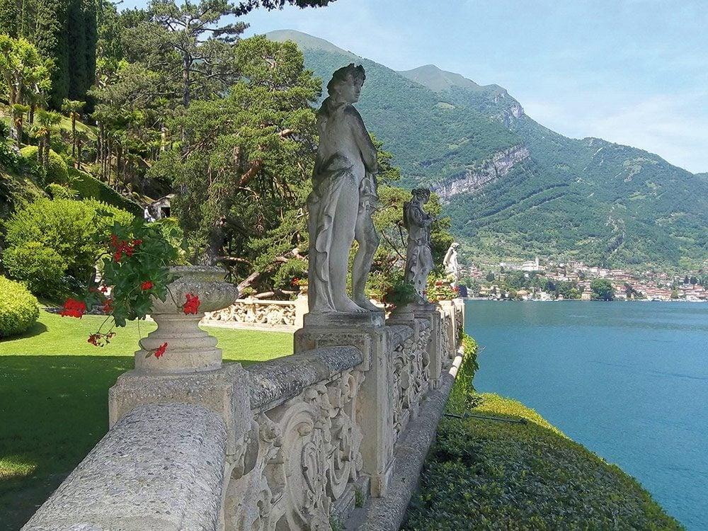 Lake Como's Villa delBalbianello