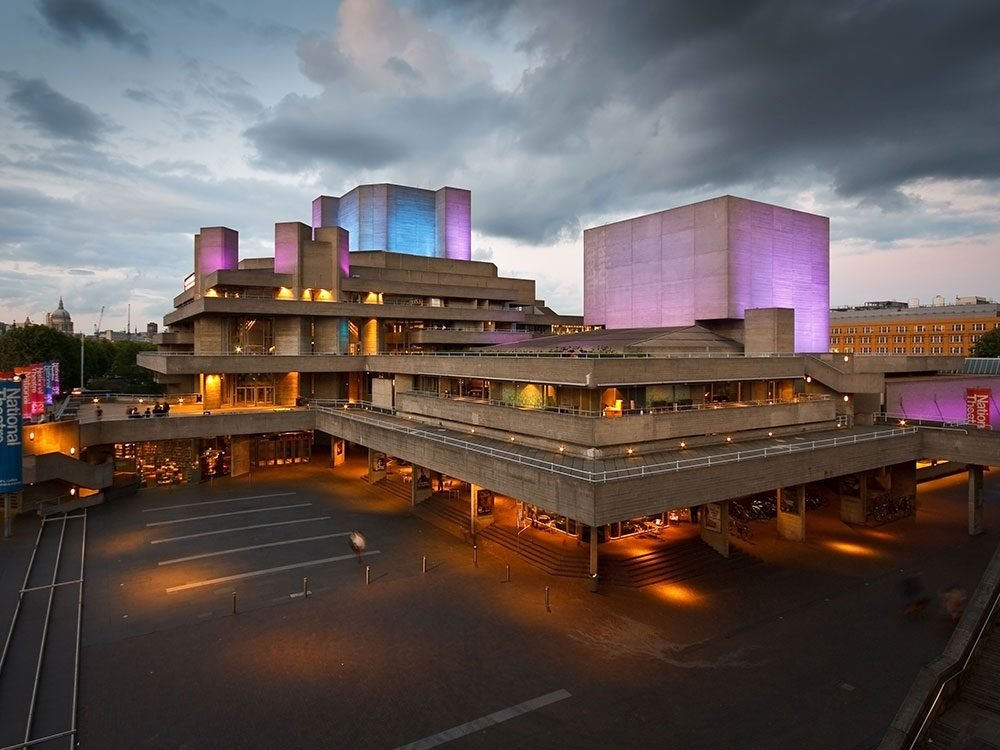 London attractions - National Theatre