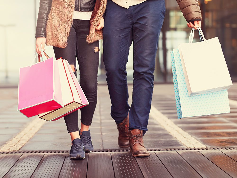Mindful shopping - the psychology of sales
