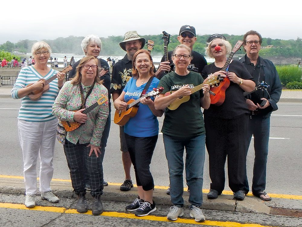 Niagara-on-the-Lake Ukesters